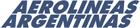 Авиакомпания Aerolineas Argentinas