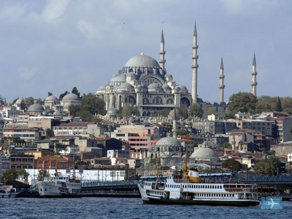 Изображение к статье «Отпуск в Стамбуле»
