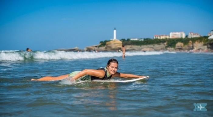 Изображение к статье «Топ-10 мест для серфинга в США»